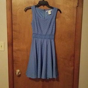 American Rag Blue Dress